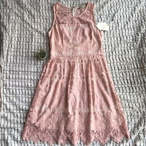 ALTAR'D STATE Lace Dress